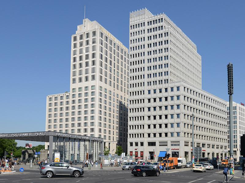 Beisheim Center Berlin (Foto: Philipp Eder)